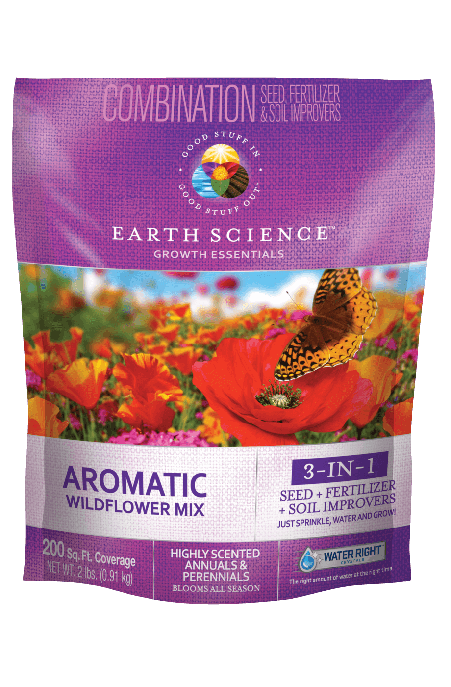 Earth Science Wildflower Aromatic Mix