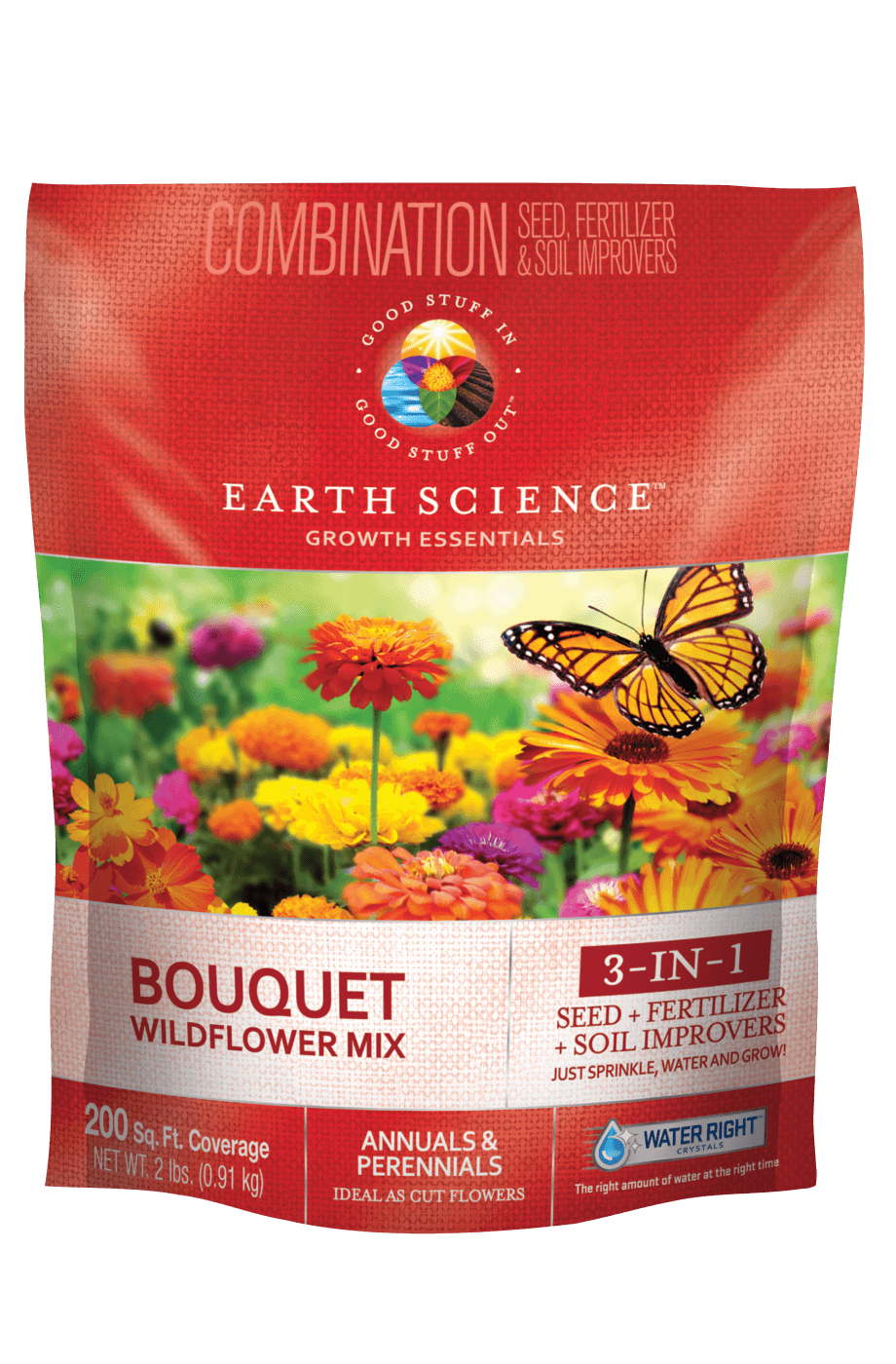 Earth Science Wildflower Bouquet Mix