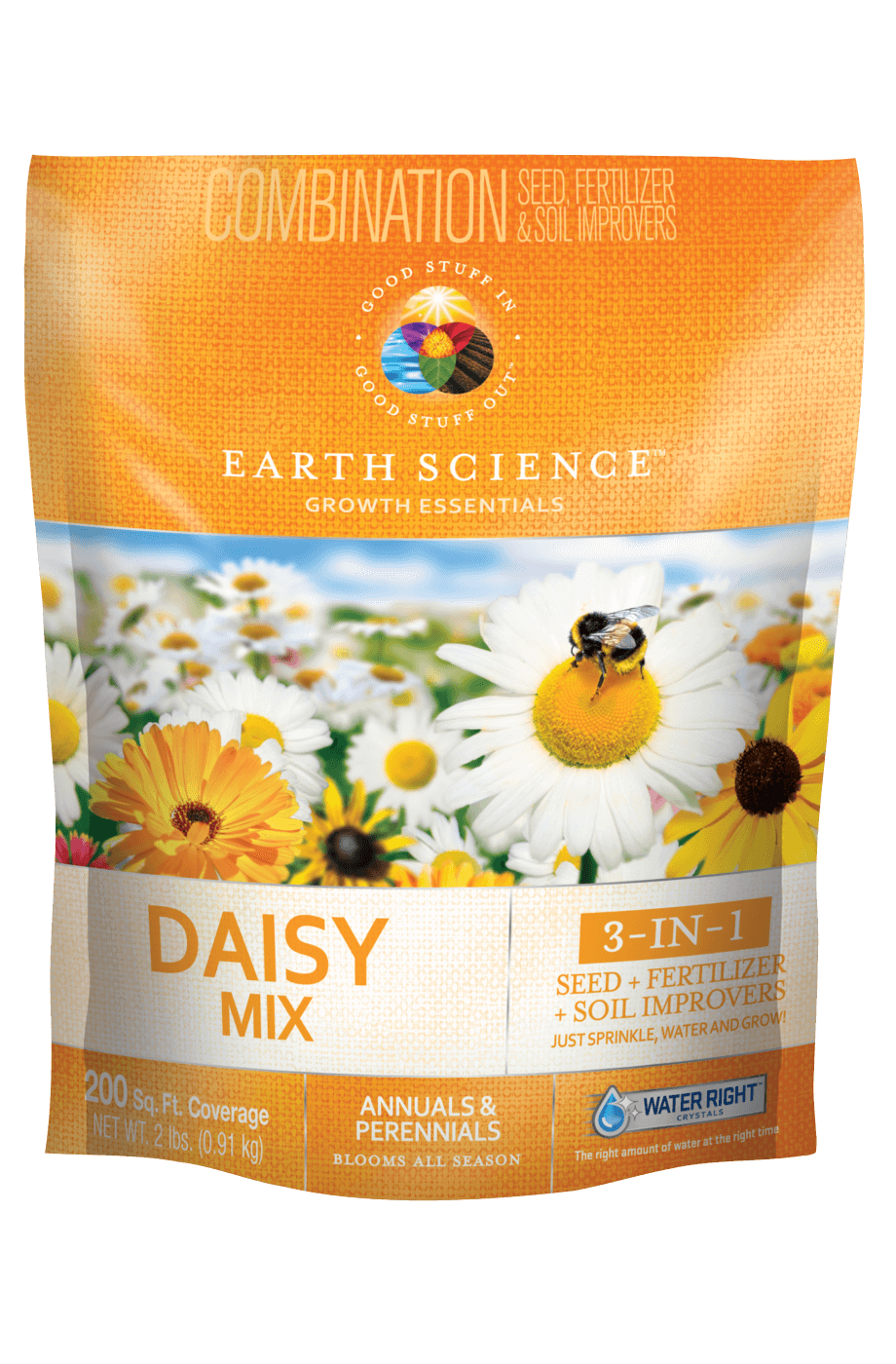 Earth Science Wildflower Daisy Mix