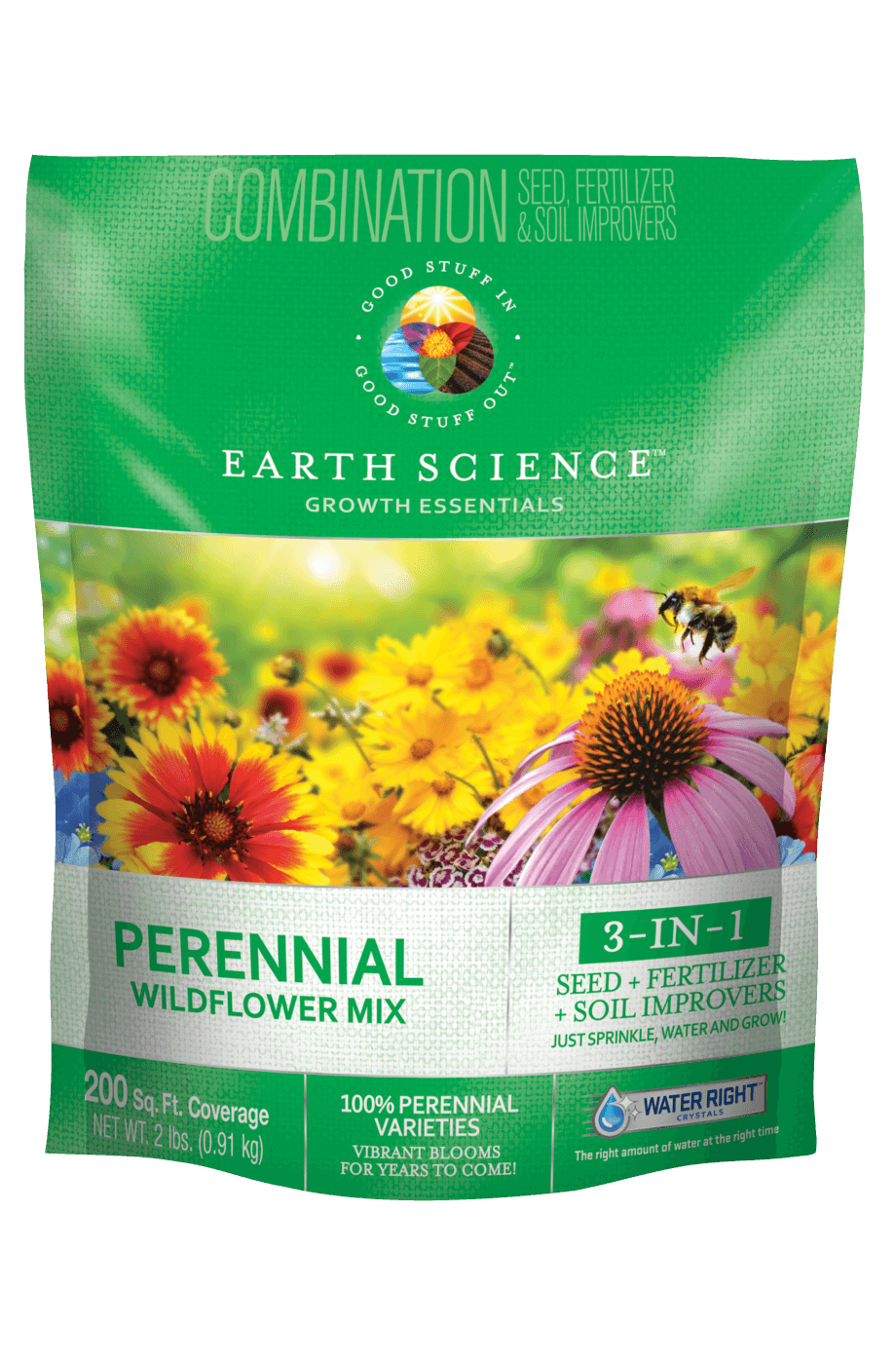 Earth Science Wildflower Perennial Mix
