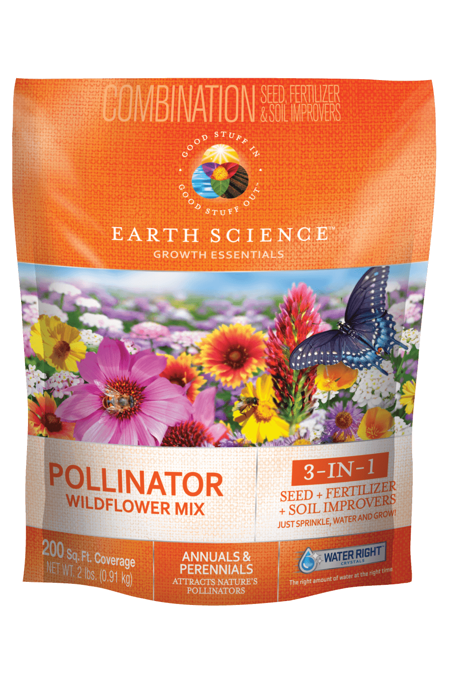 Earth Science Wildflower Pollinator Mix