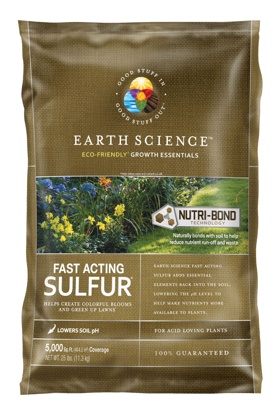 Fast Acting Sulfur Package