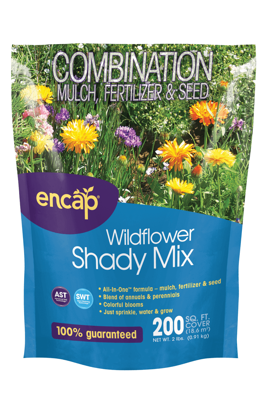 Wildflower Shady Mix Package