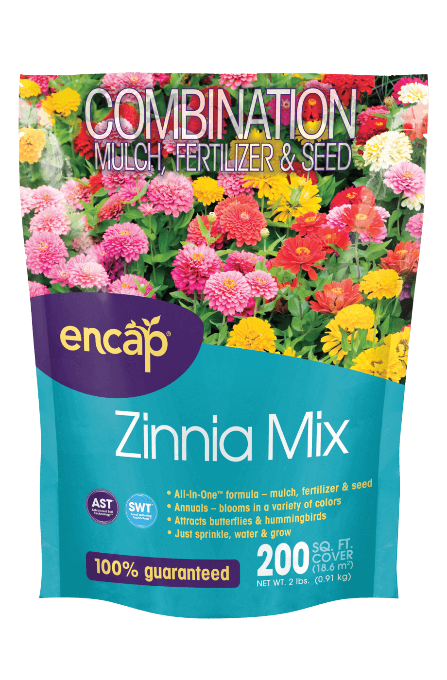 Zinnia Mix Package